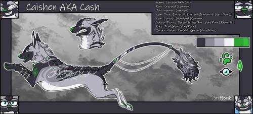 MYO Jader: Caishen (Imperial) by Grifforik