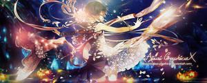[Facebook] Flower sadness by XxAjisai-GraphicxX