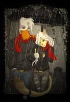 Rain by Pegasus13
