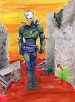 Drake DuCaine by Pegasus13