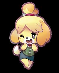 Isabelle by Kakiwa