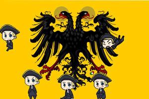 Holy Roman Empire Shimeji WIP by Chibitalia-Pasta
