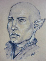 Dragon Age Inquisition, Solas by ACD101