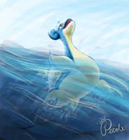 The Vast Sea by Pecole