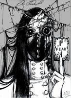 As Nodt. Fear. by DearAmelai