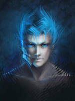 Grimmjow color test by oione