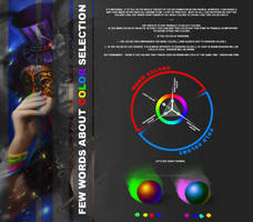 color selection by oione