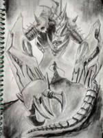 awaken... my beast! by Harjeetoo
