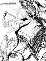 Robo-neesan by ShuraKRGT
