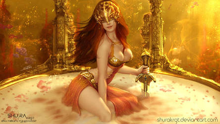 Warrior by ShuraKRGT