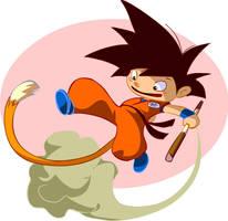 DAC - Goku by kolyntz