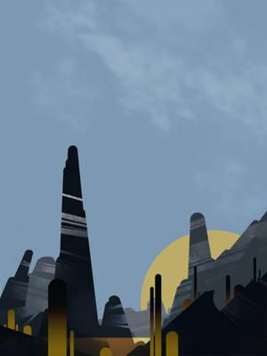 Isles II by josegoncalo