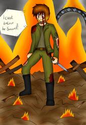 Surviving in War by Steakborke40