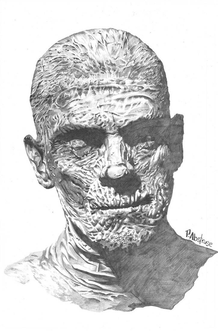 The Mummy by paulabstruse