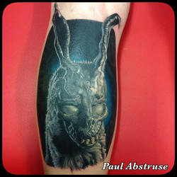 Frank the rabbit by paulabstruse