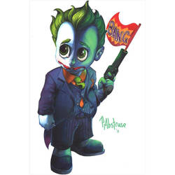 Kid Joker by paulabstruse