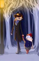 Frozen dream by Eonixa