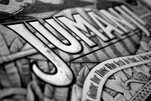 Jumanji by DontHesitateToHate