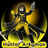 Hunter Arkaman Icon by Michio11