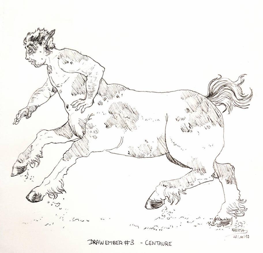 Centaure by Nasstia