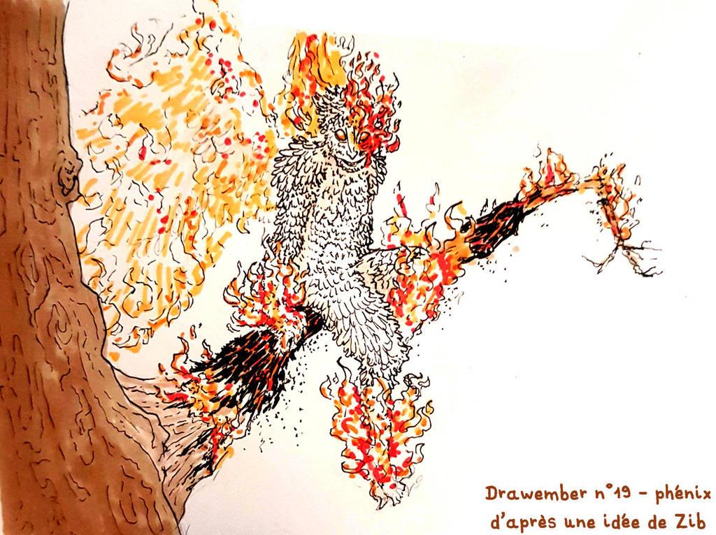 sitting in a tree, B-U-R-N-I-N-G by Nasstia