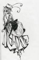 Victorian-esque by KisaBunny