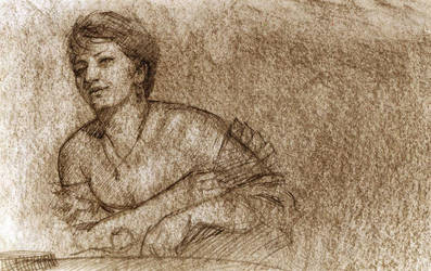 sketchbook 0002 by MichaelDelpaen