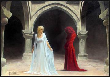 Le Duel by MichaelDelpaen