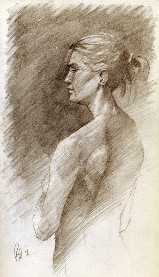 Sketch  by MichaelDelpaen
