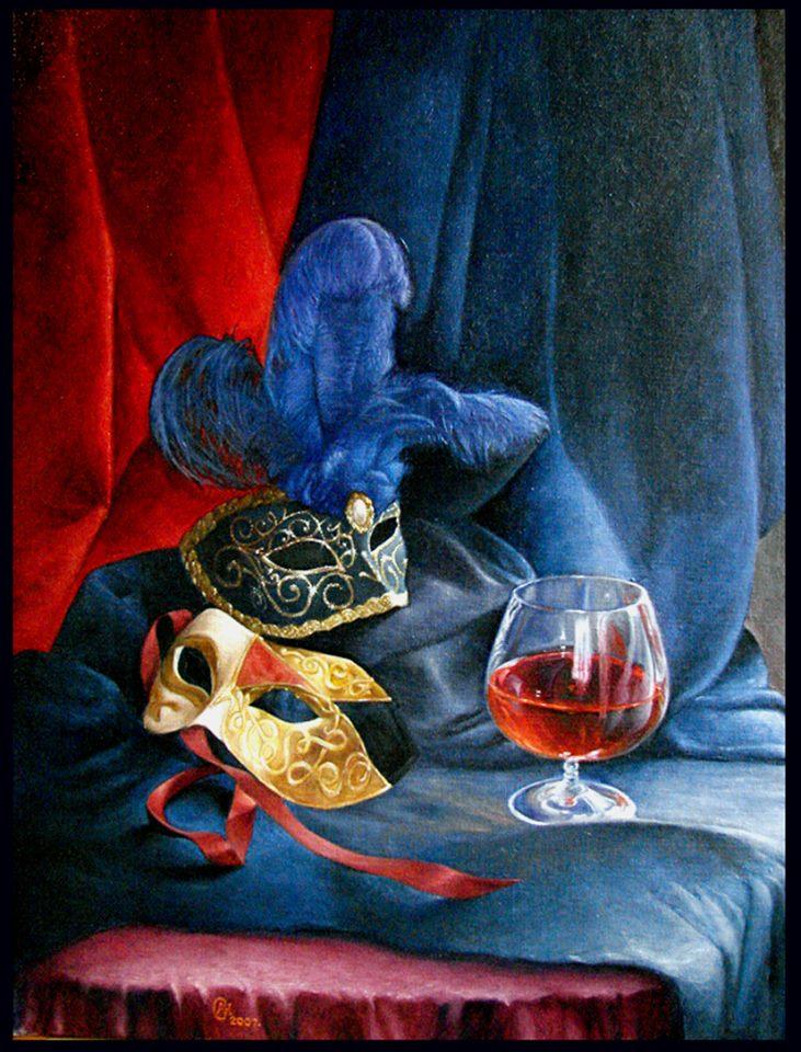 Mascarade by MichaelDelpaen
