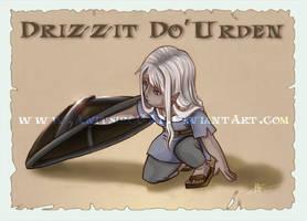 FR_Drizzit Do' Urden_Shield by AnitsircCAF