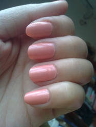 Peachy orange by alwayslovesunshine