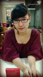 Me in purple 2 by alwayslovesunshine