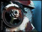 Mechanic by Artlizarine