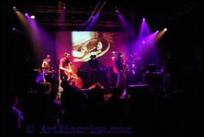 Sayag Jazz Machine 1 by Artlizarine