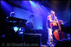 Sayag Jazz Machine 5 by Artlizarine