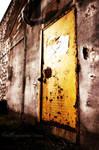 The door to ... by Artlizarine