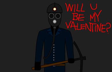 Will U Be My Valentine? by Soldier1166