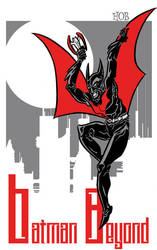 B-Batman Beyon by stephgallaishob
