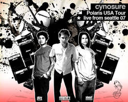Cynosure DVD main menu by Jonny-Rocket