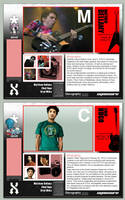 DVD Menu Profiles 1 by Jonny-Rocket