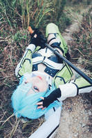 Sword Art Online - Sinon (2) by pocketpoke