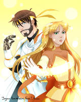 Magical / Aventures - Theo and Thea by Minouze