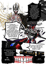'7 Sins' Final Project - Pg.2 (Colored) by INK-MOON