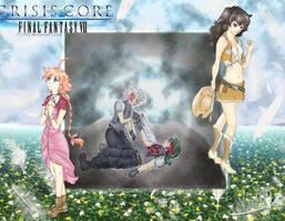 PTutu June: Final Fantasy Crisis Tutu by Yuufee