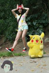 Pokemon Sun and moon by fleurgranger