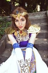 The princess by fleurgranger