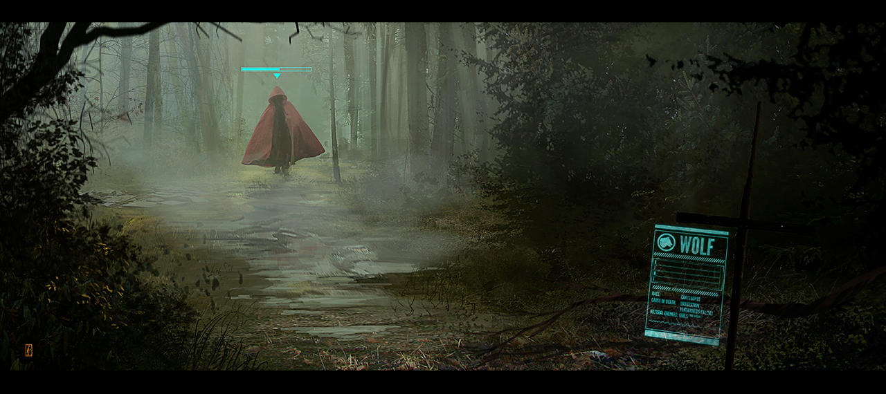 RED_RIDING_HOOD by donmalo