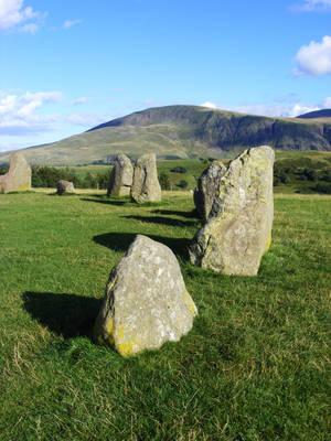 Castlerigg stone circle by popicok
