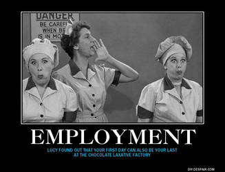 Employment by Ryusukanku
